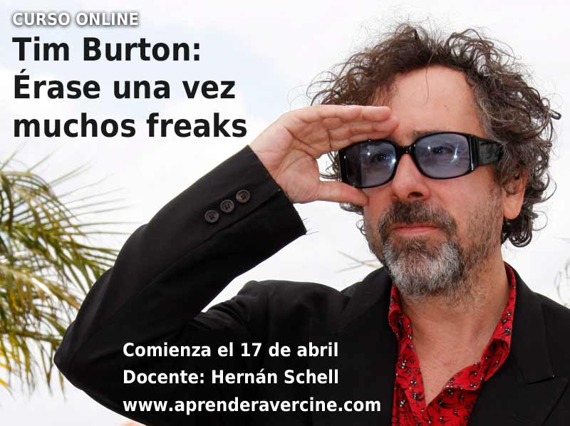 Curso online Tim Burton