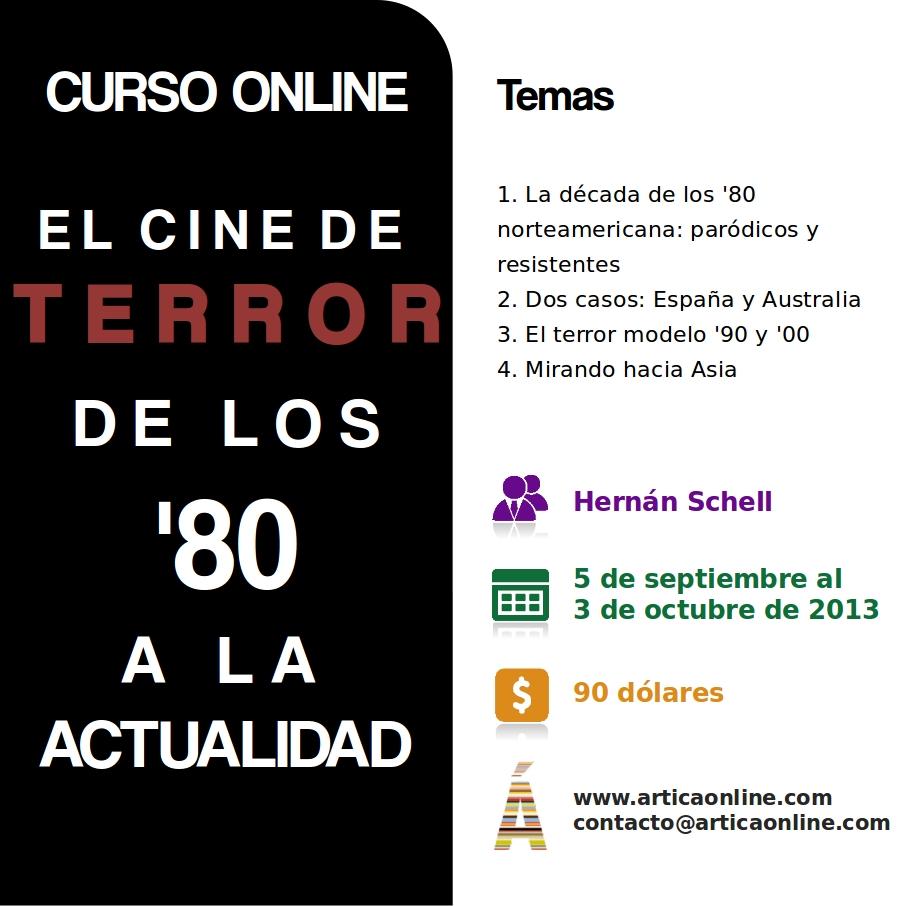 flyer terror actualidad