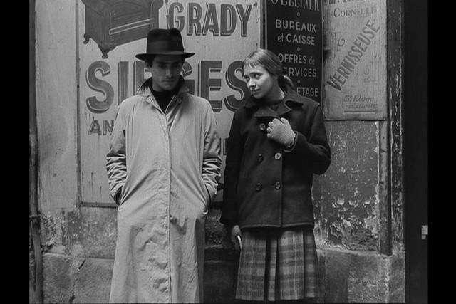 Bande à part, Jean Luc Godard