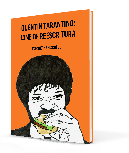 Portada del libro Quentin Tarantino: cine de reescritura